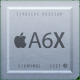 Processeur APPLE A6X