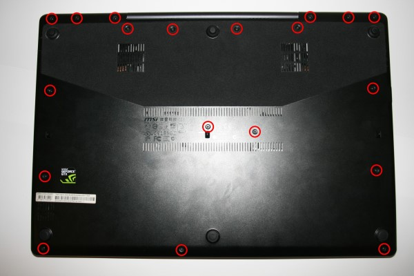 MSI GS70 2OD-432XFR STEALTH